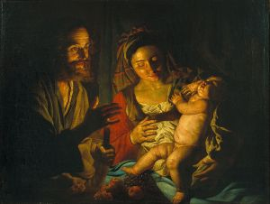 Matthias_Stom_-_Holy_Family_-_Google_Art_Project